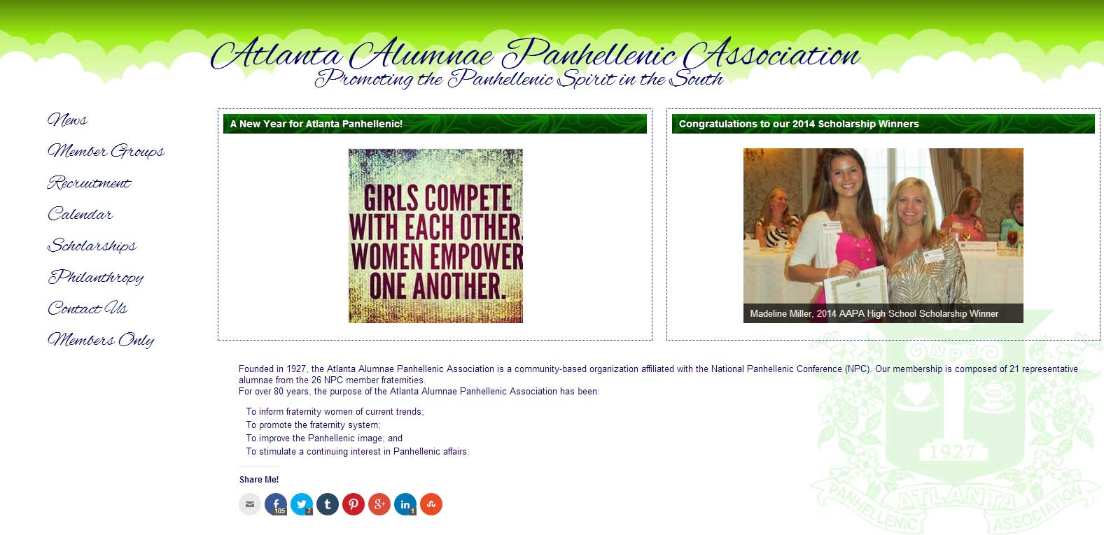 Atlanta Alumnae Panhellenic Association