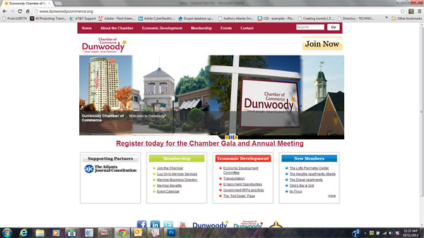 Dunwoody Chamber of Commerce
