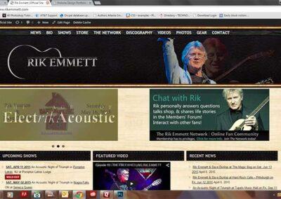 Rik Emmett / Rockit Sounds
