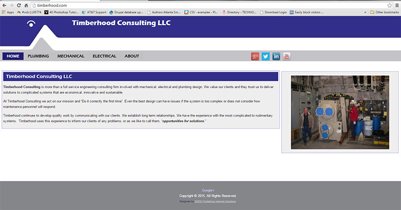 Timberhood Consulting, LLC
