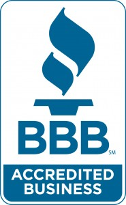 "Accredited by the Better Business Bureau with ""A+""rating since February 2016"